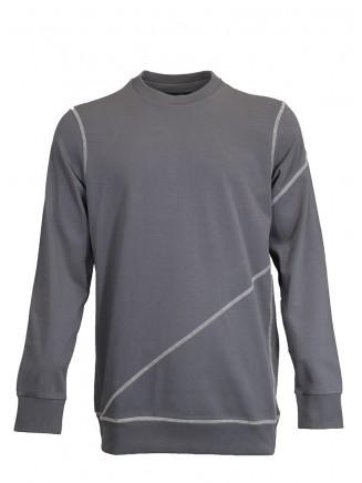 Oversize Grey Sweatshirt