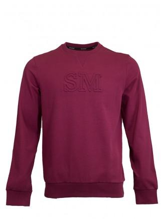 Claret Red SM Sweatshirt