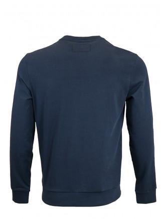 Navy Blue SM Sweatshirt