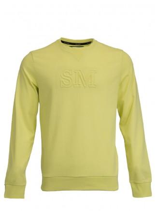 Yellow SM Sweatshirt