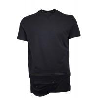 Oversize Black T-Shirt