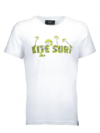 White Kite Surf T-Shirt