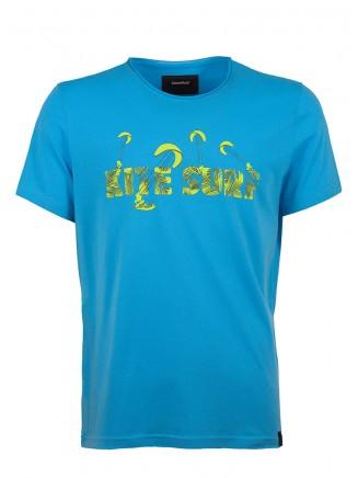 Blue Kite Surf T-Shirt