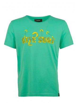 Mint Kite Surf T-Shirt