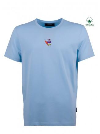 Light Blue Organic T-Shirt