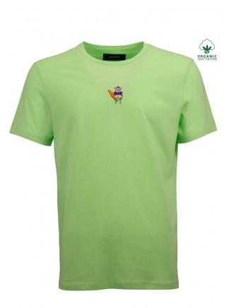 Pistachio Green Organic T-Shirt