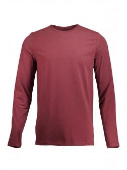Claret Red Long Sleeve T-Shirt