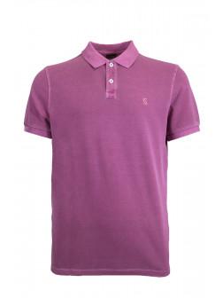 Purple Organic Cotton  Shirt