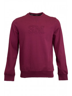 Claret Red SM Sweatshirt