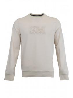 Ecru SM Sweatshirt