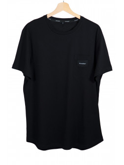 Pocket Black T-Shirt