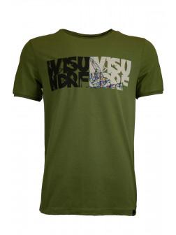 Wind Surf Khaki T-Shirt
