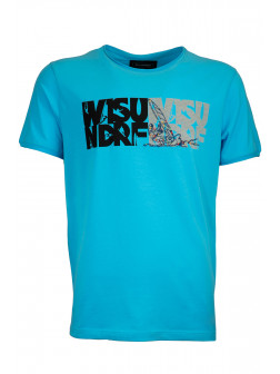 Wind Surf Blue T-Shirt