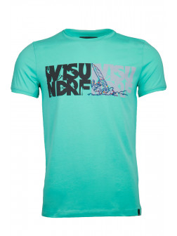 Wind Surf Mint T-Shirt