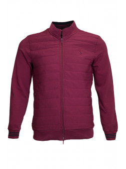 Claret Red Coat
